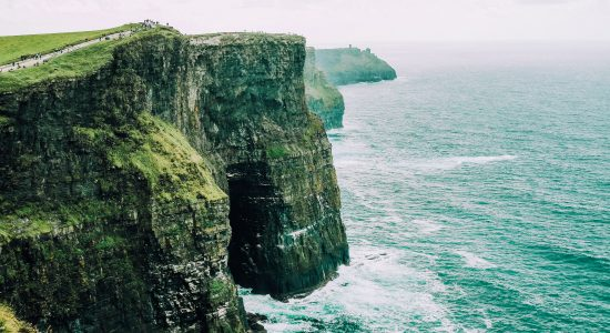 Cliffs of Moher & Burren