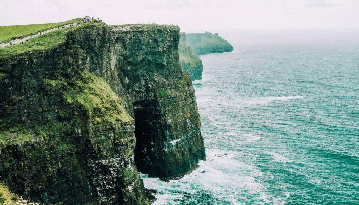 Cliffs of Moher & Burren