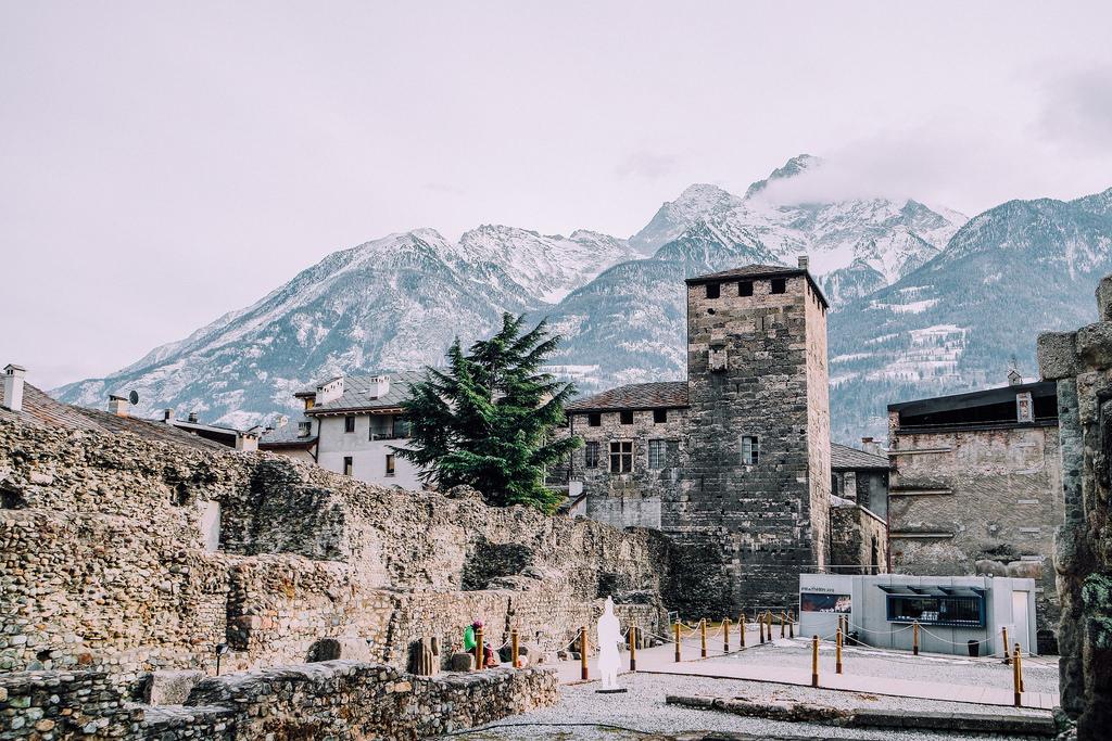 Aosta cosa vedere in un giorno i viaggiascrittori for Cosa vedere a perugia in un giorno