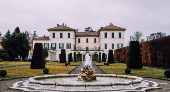 Villa Panza a Varese e l'arte contemporanea
